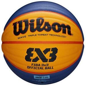 Wilson Fiba 3x3 Jeu Officiel Balle-afficher Le Titre D'origine