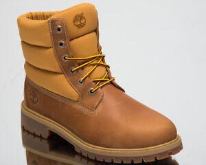 8fe480c8925 Image is loading Timberland-6-Inch-Ghete-Premium-Waterproof-Junior-Boots-