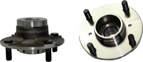Set of 2 New REAR Complete Wheel Hub and Bearing Assembly for Firefly Swift