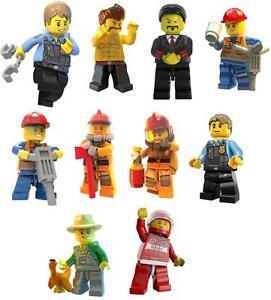 10 Lego City Undercover Vinyl Wall Stickers 3 Tailles A6 A5 A4-afficher Le Titre D'origine ChronoméTrage Ponctuel