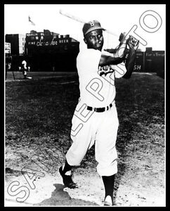 Jackie-Robinson-13-Photo-8X10-Brooklyn-Dodgers-Buy-Any-2-Get-1-FREE