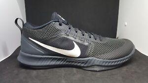 21625d216332 Nike Mens Zoom Domination TR 917708 001 Black White-Anthracite Size ...
