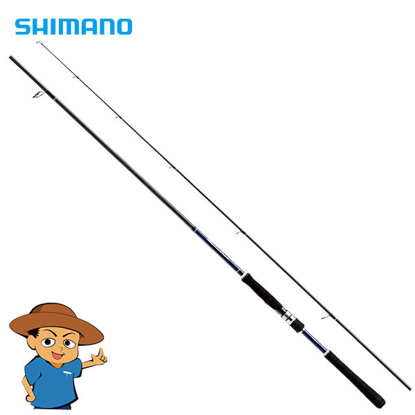 Shimano MOONSHOT S906ML Medium Light 9'6  saltwater fishing spinning rod pole