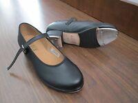 Bloch Ladies Tap-on Dance Shoes Black 271
