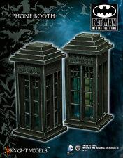 Batman Miniature Game MDF Terrain & Scenery Gotham City Phone Booth Free UK P&P