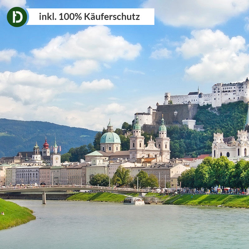 3 giorni breve vacanza in Anif presso Salzburg in hotel il essigmanngut con colazione