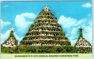 SACRAMENTO, California CA Bethel Temple SINGING CHRISTMAS ...