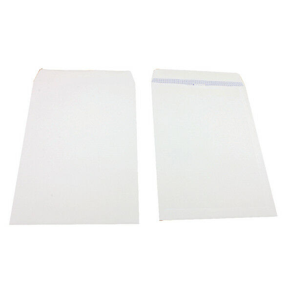 Q-Connect Pocket Envelope B4 353x250mm Self Seal 100gsm White (Pack of 250) KF02