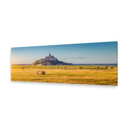 Leinwand-Bilder Wandbild Druck auf Canvas Kunstdruck Le Mont Saint-Michel
