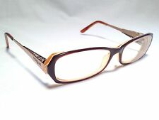 Vogue VO 2502 1539 Brown & Orange RX Designer Eyeglasses Frames 52/15~135