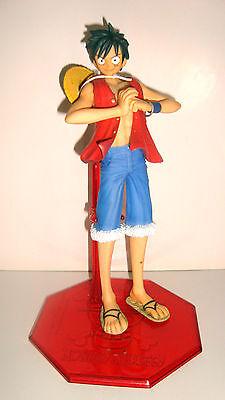 Luffy Figurine Statue en PVC Figurine Statues Figurines en Forme de Personnages Figurine D/écoration Ornements 28CM Anime One Piece Figurine One Piece Pop Monkey D