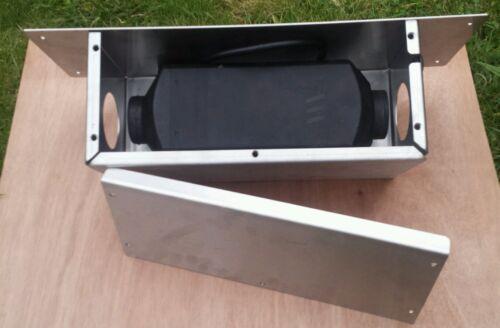 Eberspacher D2 Webasto air top 2000 Planar Radiateur mount box Camping-Car Caddy VWT4