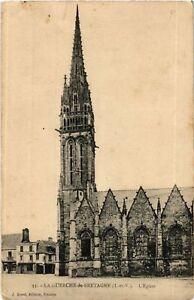 CPA AK La GUERCHE-de-BRETAGNE - L'Église (584947)
