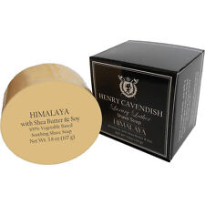 Henry Cavendish Himalaya Shaving Soap with Shea Butter & Coconut Oil. 3.8 oz