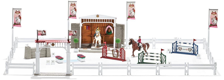 Schleich gran reitturnier con caballos de nuevo 42338