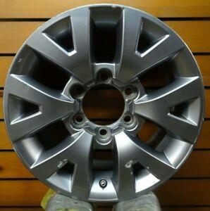 "Toyota Tacoma 2016 2017 2018 2019 16"" Factory OEM Wheel Rim Gray Used 75190"