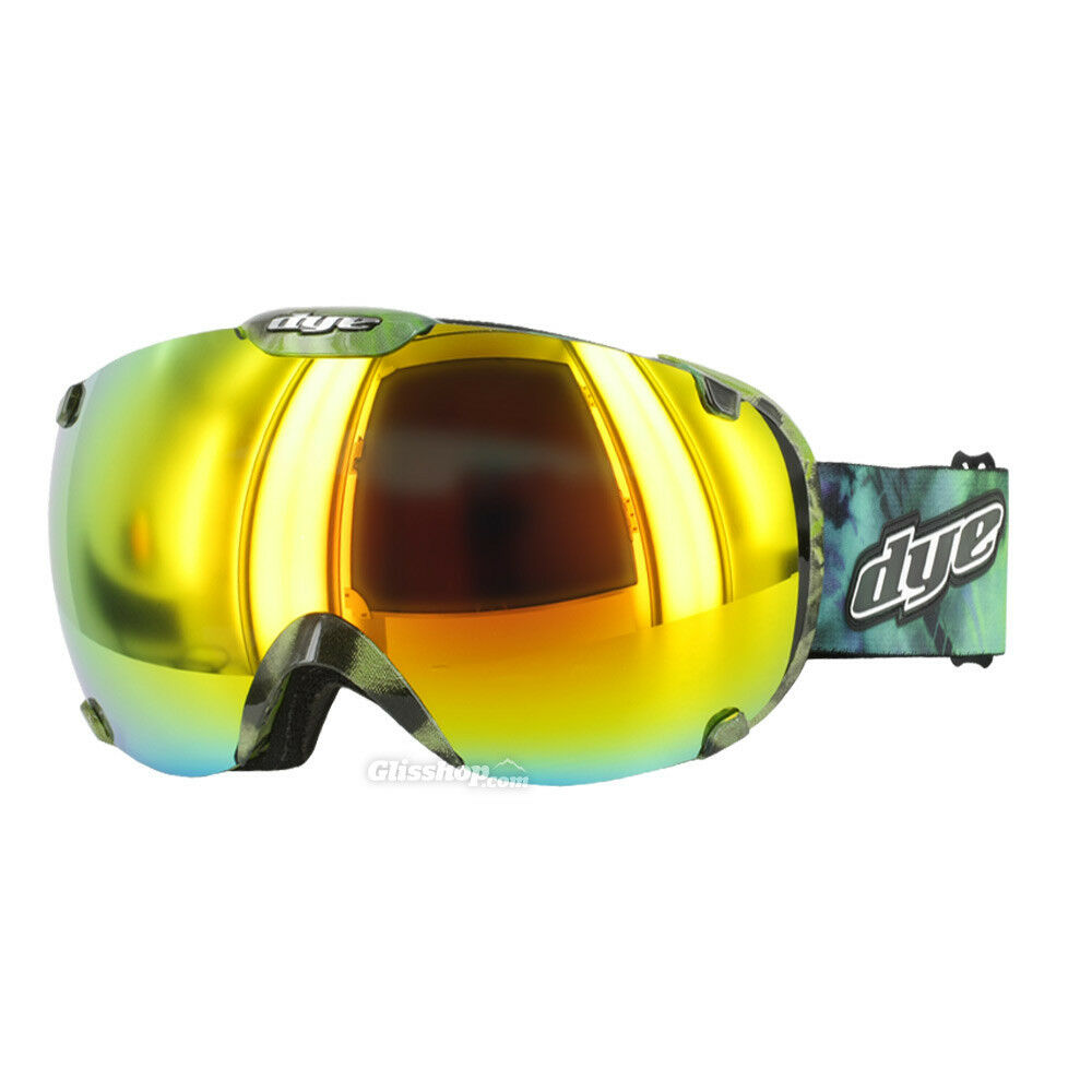 SNOW Ski Skiing Snowboard GOGGLES DYE T1 GRAPHIC SERIES  TIE-DYE  cheap and high quality