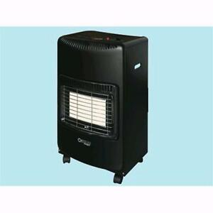 Stufa a gas infrarossi niklas nova 4200 watt a 3 elementi for Stufa a infrarossi niklas nova ventilata