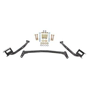 BMR Suspension TBR004H Torque Box Reinforcement Plate Kit For Ford Mustang NEW