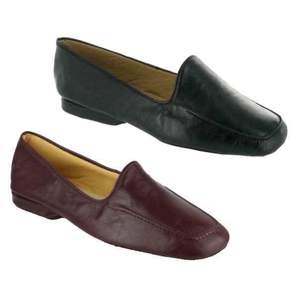 Cincasa Menorca MANUEL Mens Leather Comfortable Luxury Slip On Loafer Slippers