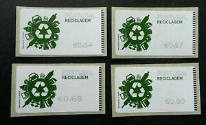 SJ-Portugal-Recycling-2009-ATM-stamp-MNH