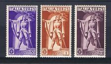 FRANCOBOLLI REGNO 1930 FRANCESCO FERRUCCI POSTA AEREA ** A 20/22