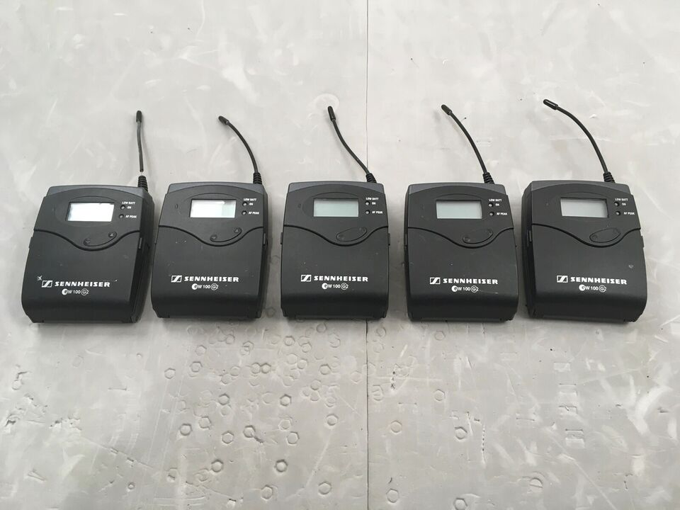 Mikrofon, Sennheiser EW 100 G2