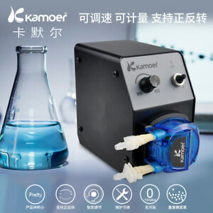 High Precision Reversal Peristaltic Pump Dc Water Pump 30-150ml/min Ac Adapter Yet Not Vulgar Pumps (water)