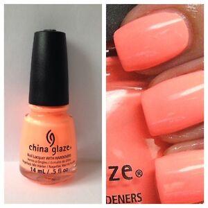 China Glaze Flip Flop Fantasy Neon Nail Varnish! **PERFECT FOR ...