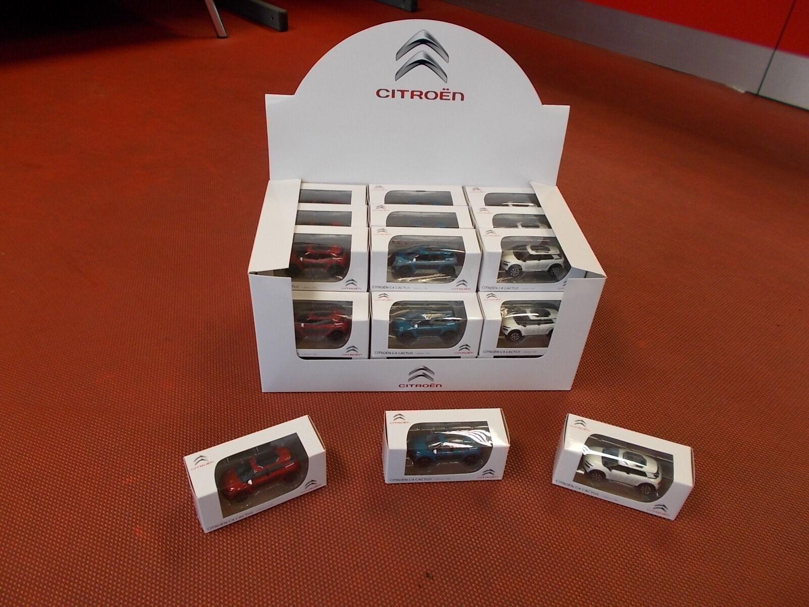 CITROEN C4 Cactus coches modelo x36