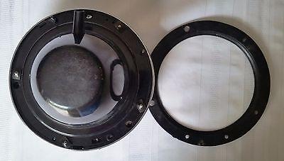 Lights Headlamps Buckets & Trim Rings Only PAIR Cobra Hot Rod AC ACE Kit Car