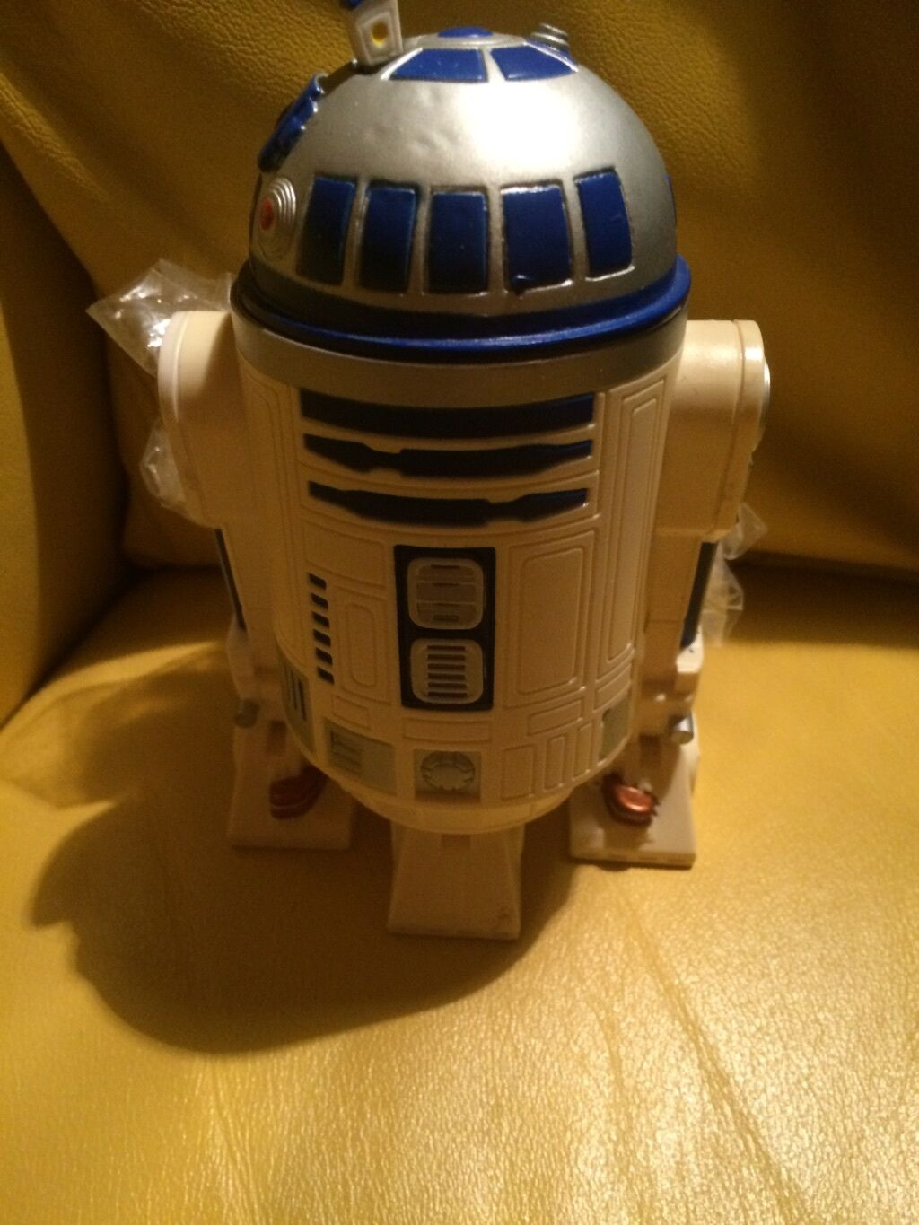 RARE  1997 Star Wars Classics Collectors Series R2-D2 Droid Figure by Applause