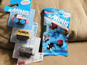 Fisher-Price-Thomas-and-Friends-Minis-NEW