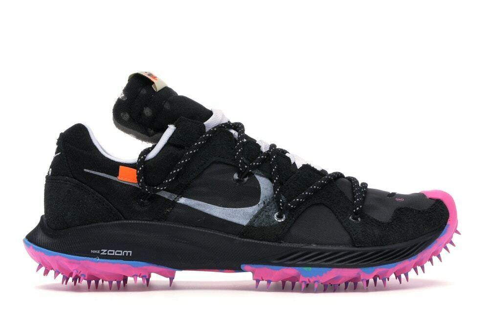 Nike ZOOM Terra Kiger 5 OFF-Weiß EU 42,5 Hypebeast Turnschuhe Laufschuh