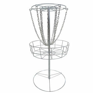 Titan-Disc-Golf-Basket-Double-Chains-Portable-Practice-Target-Steel-Frisbee-V2