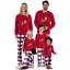 Family-Matching-Christmas-Pajamas-Set-Women-Baby-Kids-Deer-Nightwear-Sleepwear thumbnail 9