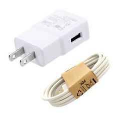 2A AC/DC Wall Power Charger Adapter for LG G Pad 7.0 WiFi V400 Android Tablet PC