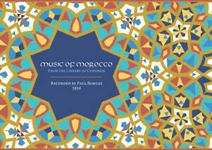 PAUL-BOWLES-MUSIC-OF-MOROCCO-RECORDED-BY-PAUL-BOWLES-1959-4CD-BOX-SET-amp-BOOK
