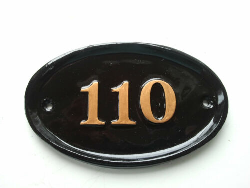 House Number Size 2 Wall sign Name plaque House Sign resin sign