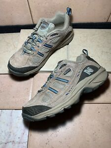 Details about New Balance 646 WW646BR SZ 9.5 M US Women's Brown Suede Hiking Athletic Shoes