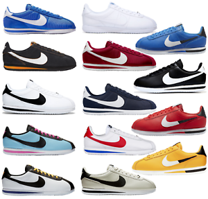 Nike-Cortez-Basic-Leather-Sneaker-Men-039-s-Lifestyle-Shoes
