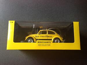 VW-Kaefer-1300-1969-Beetle-ADAC-150058195-Minichamps-neu-in-OVP-1-18
