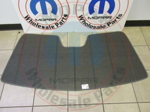 JEEP GRAND CHEROKEE Foldable Sunshade With Jeep Logo NEW OEM MOPAR