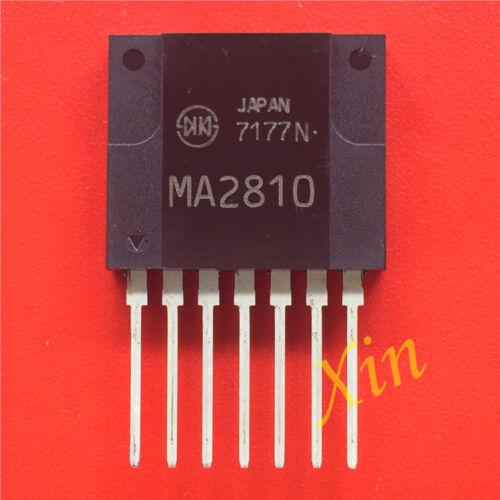 NEW MA2810 ZIP-7 CAP Ceramic 10pf 1/% TOL,1+/%