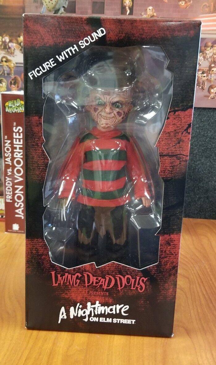 Living  Dead bambola Nightmare on Elm St. Frossody Krueger Talre Horror cifra Saugiocattolo  prezzi bassi