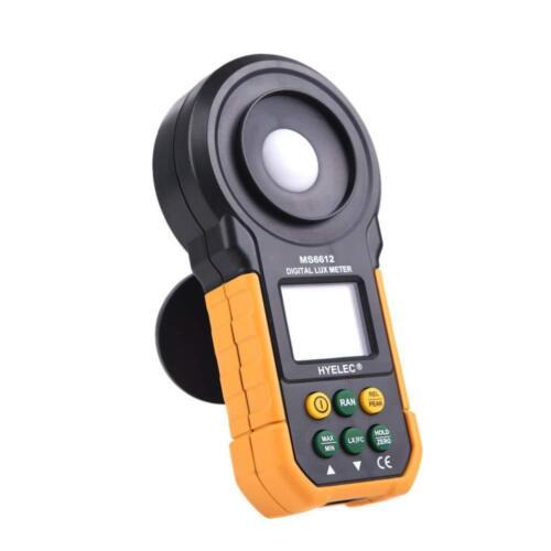 Yh611 COLTELLO luce Luxmeter Photo metri luminosità COLTELLO COMPATIBILE ms6612