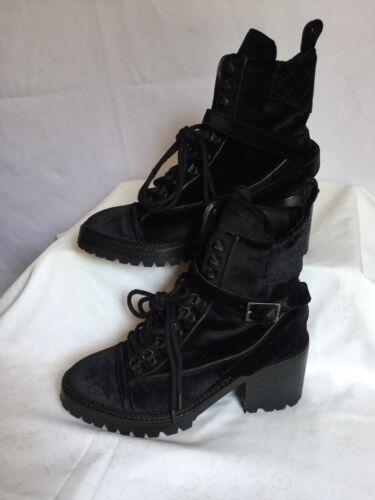 The Kooples Biker Style Boot Size 8.5 (17014k)