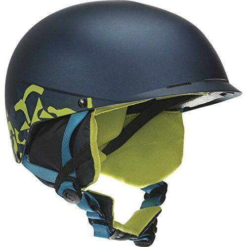 SCOTT Trouble Ski Helmet (Small, Loosecut Blau Matt)