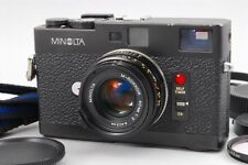 *Excellent+++* Minolta CLE 35mm Rangefinder w/M-Rokkor 40mm f/2 from japan