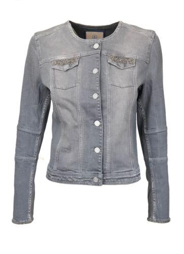 Bogner Jeans Damen MAIDA Jeansjacke Boxyjacket vintage washed S Size